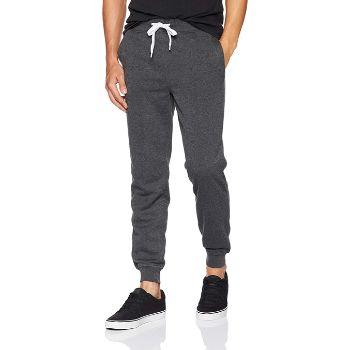 1. Southpole Men's Active Basic Jogger Fleece Pants