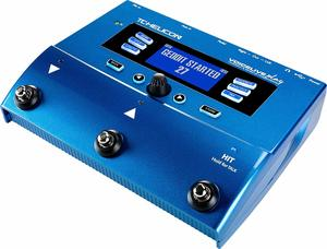 1. TC Helicon Voice Live Play Vocal Effects Processor