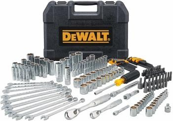 10. DEWALT Mechanics Tool Set
