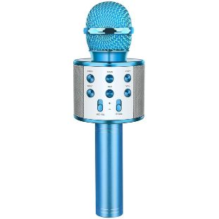 10. Fricon Portable Bluetooth Wireless Microphone