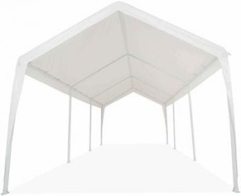 10. Impact Canopy 11' x 20' Portable Carport Garage