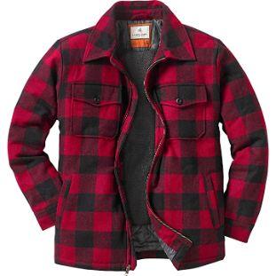 10. Legendary Whitetails The Outdoorsman Buffalo Plaid Jacket