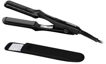 10. Mini Portable Flat Iron Tourmaline Ceramic Dual Voltage Travel Iron