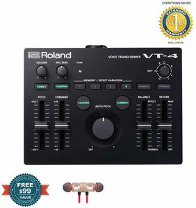 10. Vocal Processor Roland AIRA VT-4 Voice Transformer