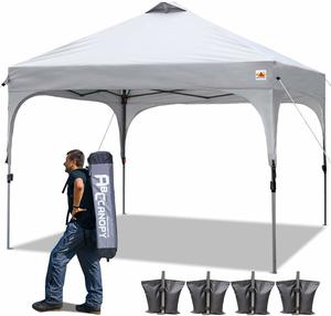 11. ABCCANOPY Canopy Tent With Wheeled Carry Bag