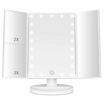 11. BESTOPE Makeup Vanity Mirror with Lights