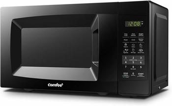 11. COMFEE' EM720CPL-PMB Countertop Microwave Oven