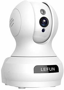 11. Lefun Wireless IP WiFi Surveillance Camera with Two Way Audio