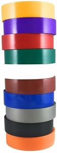 14. Trade Gear Electrical Tape ASSORTED GLOSSY Rainbow Colors