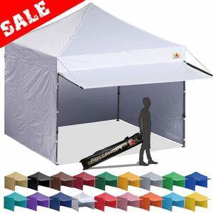 17. ABCCANOPY Canopy Tent 10 x 10 Pop-Up Instant Shelter
