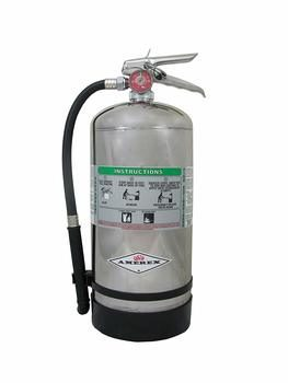 2. Amerex B260, 6 Liter Fire Extinguishers