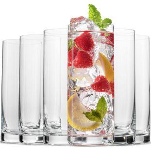2. BENETI Highball Drinking Glasses