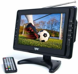 2. Tyler 10-inch Portable Widescreen LCD TV Best Portable TV