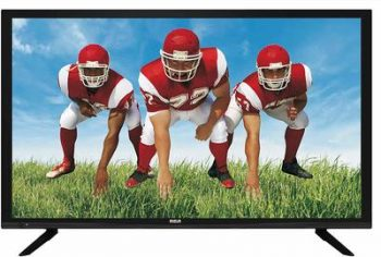 3 RCA 24-Inch 1080p 60Hz LED HDTV