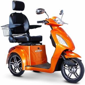 3. E-Wheels EW-36 3-Wheel Electric Senior Mobility Scooter