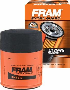 3. FRAM PH7317 Extra Guard Passenger Car Spin-On Car Oil Filter