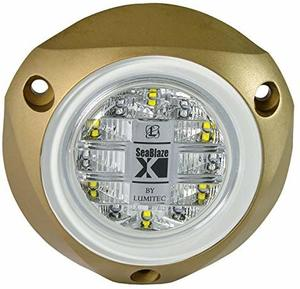 3. Lumitec SeaBlazeX LED Underwater Boat Light