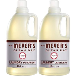3. Mrs. Meyer's Clean Day Liquid Laundry Detergent