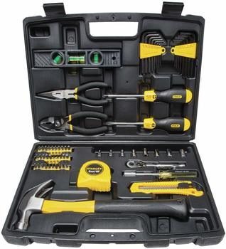 3. STANLEY Mechanics Tool Set 65 Piece Homeowner's DIY Tool Kit
