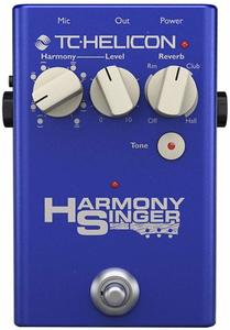 3. TC-Helicon Harmony Singer 1 Vocal Processor
