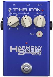 3. TC-Helicon Harmony Singer 1 Vocal Processor