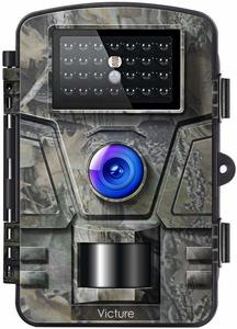 3. Victure Trail Game Hunting Camera with Motion Activated Night Vision