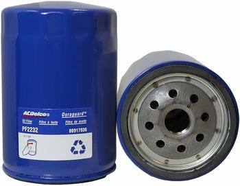 4. ACDelco Best Car Oil Filter - Professional Engine Oil Filter