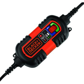 4. BLACK+DECKER BM3B Fully Automatic Battery Charger