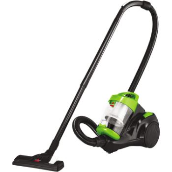 4. Bissell Zing Canister, 2156A Vacuum, Green Bagless