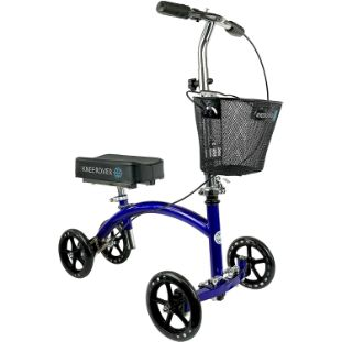 4. Deluxe Steerable Knee Walker Knee Scooter