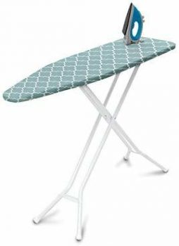 4. Homz 4-Leg Steel Top Ironing Board Covers