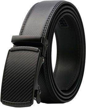 4. Men'sreal leather ratchet dress belt