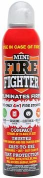 4. Mini Firefighter All Purpose Fire Extinguishers