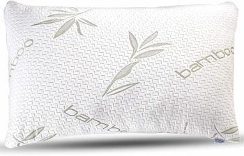 4. Sleepsia Bamboo Pillow - Premium Pillows for Sleeping