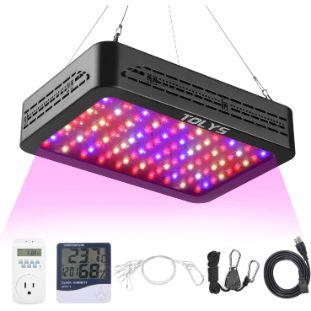 4. TOLYS 1000W LED Plant Grow Light