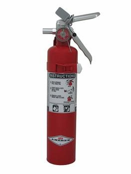 5. Amerex B410T, 2.5lb Purple K Chemical Class B C Fire Extinguisher