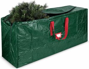 5. Artificial Christmas Tree Storage Bag by Zober