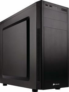 5. Corsair CC-9011077-WW Carbide Series 100R Silent Edition Quiet Mid Tower Case