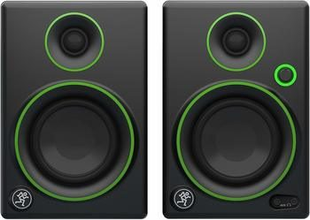 5. Mackie Studio Monitor Speakers