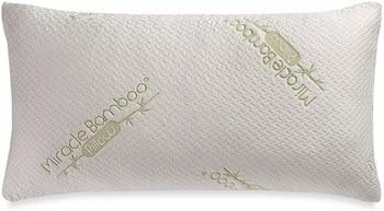 5. Miracle Bamboo Pillow, King