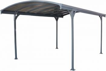 5. Palram Vitoria Carport & Patio Cover 16 x 10 x 8 the best Shelterlogics