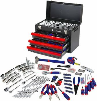 5. WORKPRO W009044A 408-Piece Mechanics Tool Set