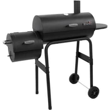 6. Char-Broil 12201570-A1 American Gourmet Offset Smoker