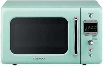 6. Daewoo Compact Microwave Oven