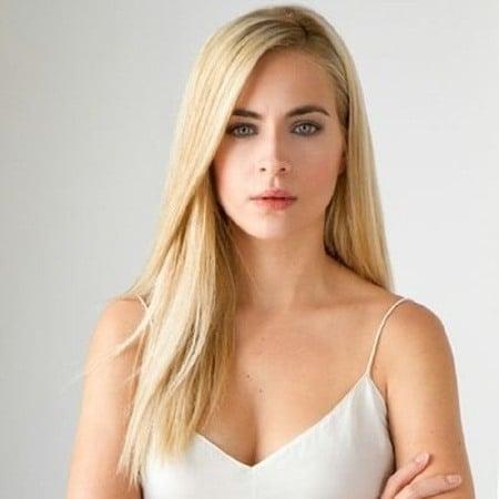 6. Efi Kiouki Beautiful Greek Women Star