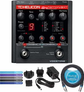 6. TC Helicon VoiceTone Harmony-G XT Vocal Processors