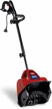 6. Toro 38361 Power Shovel 7.5 Amp Electric Snow Blower