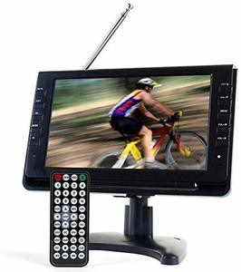 6. Tyler TTV702-9 Portable TV