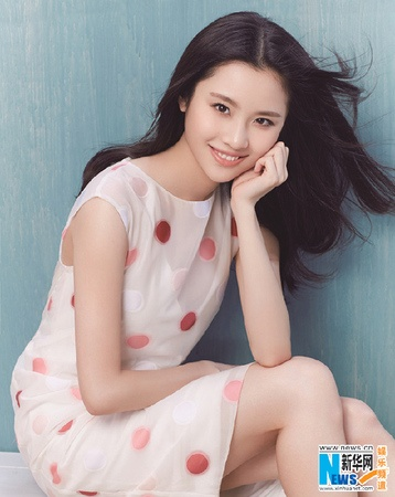 6. Zhang Huiwen Pretty Chinese Women