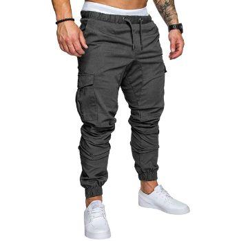 6. lexiart Men's Fashion Joggers Sports Pants